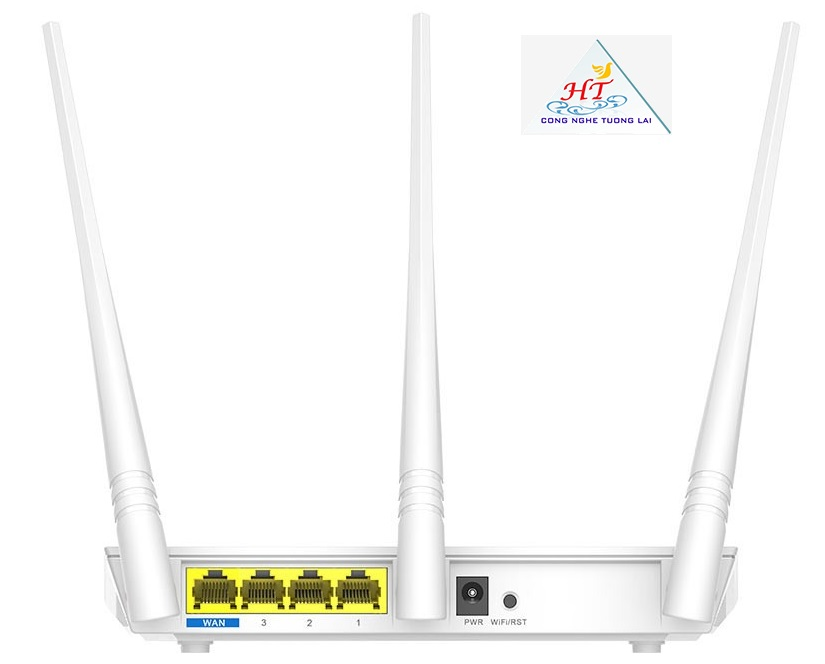 Router Tenda F3 Trắng 1