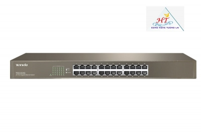 SWITCH TENDA TEG1024G 24-PORT GIGABIT ETHERNET SWITCH